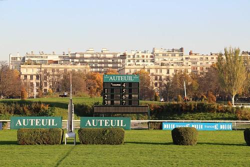 Paris - Hippodrome d'Auteuil