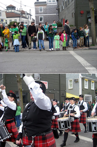 st. patrick's day parade in newport, ri