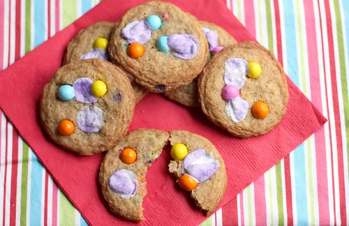 Easter S'mores Cookies