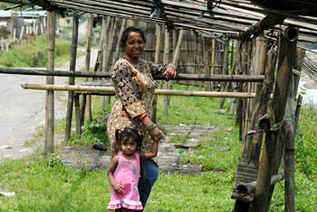 Smita & Rianna at Bindu