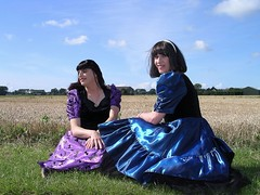 Countryside ladies