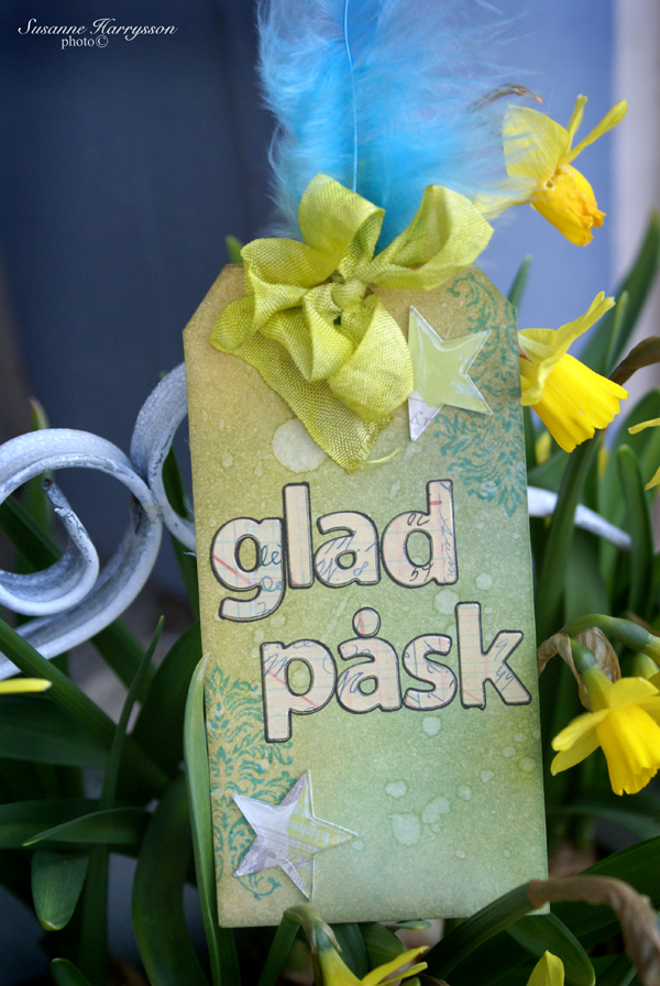 glad påsk-tag