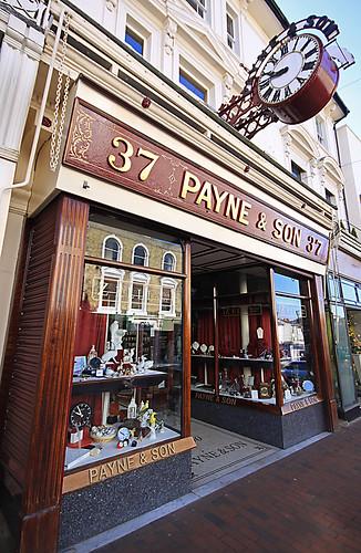 Payne & Son, High Street, Tunbridge Wells