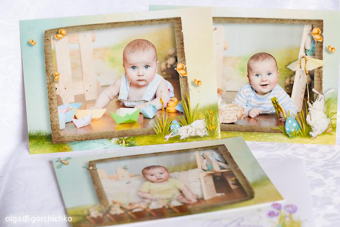 """Конверты для дисков и фотографий, открытки. Весенний фотопроект """"Прикосновение весны"""""""