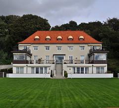 sigurd lewerentz & torsten stubelius, architects: villa gorthon, drottninggatan 224, helsingborg 1914-15