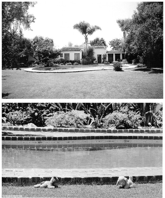 Marilyn Monroe 39 S Home On The Day Of Her Death Photos By