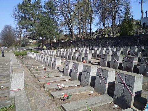 Cmentarz w Wilnie by xpisto1