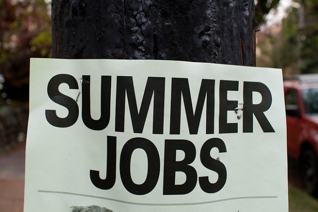 How To Get The Perfect Summer Job