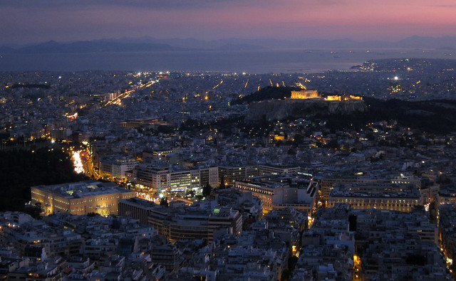 Athens, beauty and history