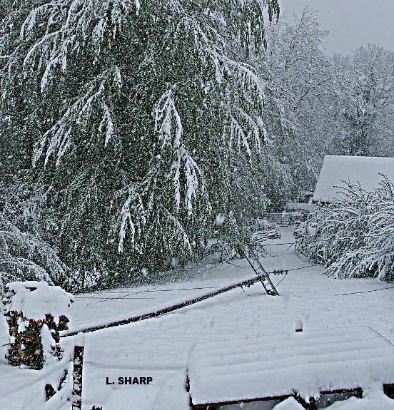 chutes de neige abondantes en Ariège dans les Pyrénées le 4 mai 2010 mtéopassion