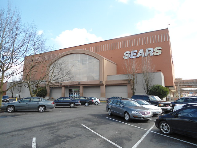 Sears former frederick nelson store southcenter mall for Michaels craft store spokane