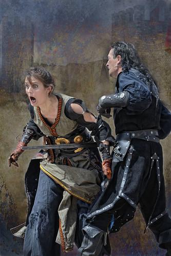 Excalibur - Setmana Medieval Montblanc 2012