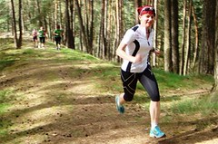 Maraton s pokorou a respektem, říká prvoběžkyně Lucka