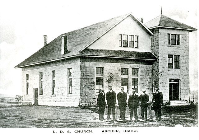Archer LDS Church