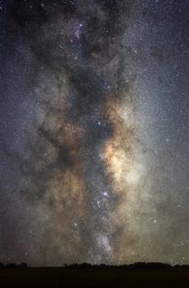 The Great Galactic Column