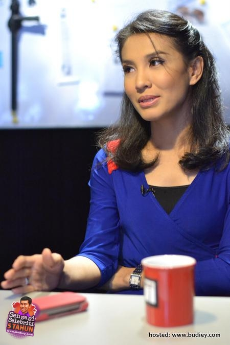 Celebrity Guest - Lisdawati Nazarudin