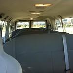 15-Passenger Interior