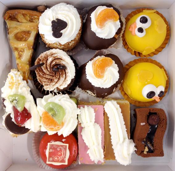 Heerlijk & Heerlijk gebakjes