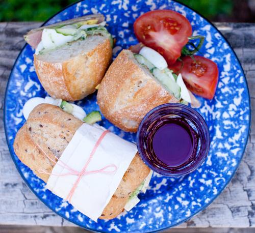 Egg Sandwich 6