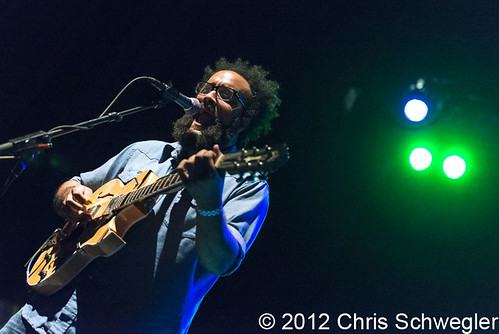 Pearl And The Beard - 04-11-12 - Royal Oak Music Theatre, Royal Oak, MI