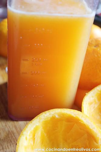 Flan de naranja (5)