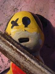 Pimping a ceramic munny