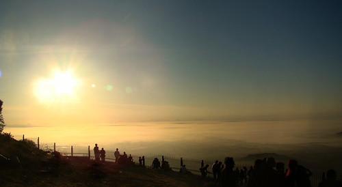 india clouds sunrise scenery hill bangalore nandi nandihills sunriseatnandihills