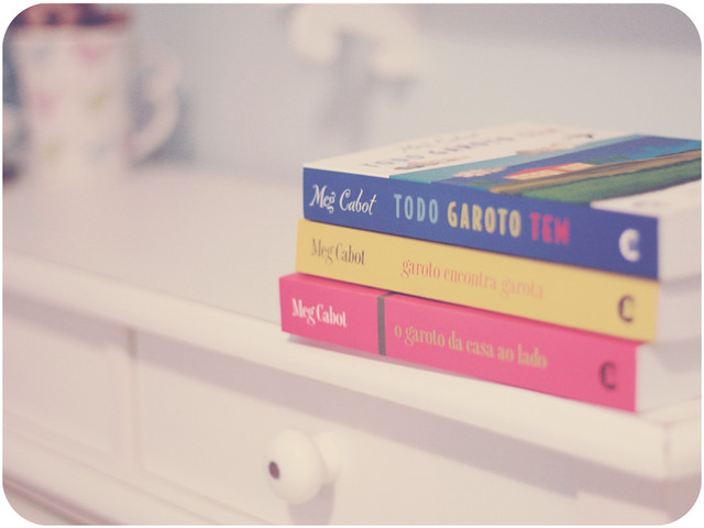 queria estar lendo