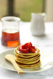 Pancakes au buttermilk