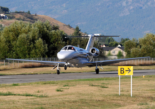 airplane jet vernon takeoff cessna citation cglbt
