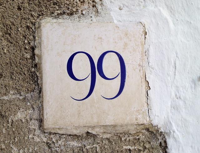 Number - 99