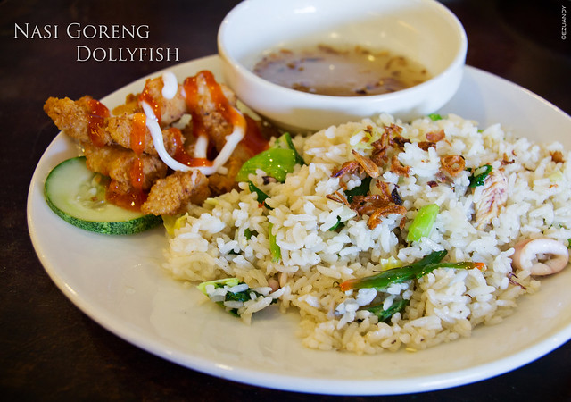 Nasi Goreng Dollyfish