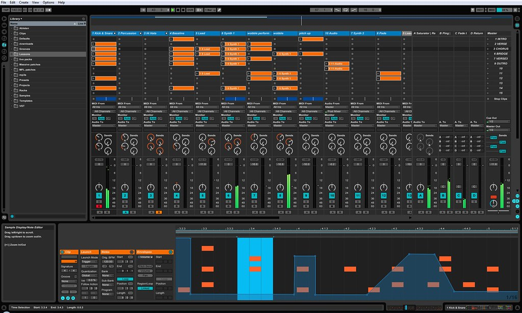 Live skin inspired by NI Maschine - Page 3 - Ableton Forum