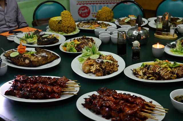 Ahfat Seafood Restaurant Davao