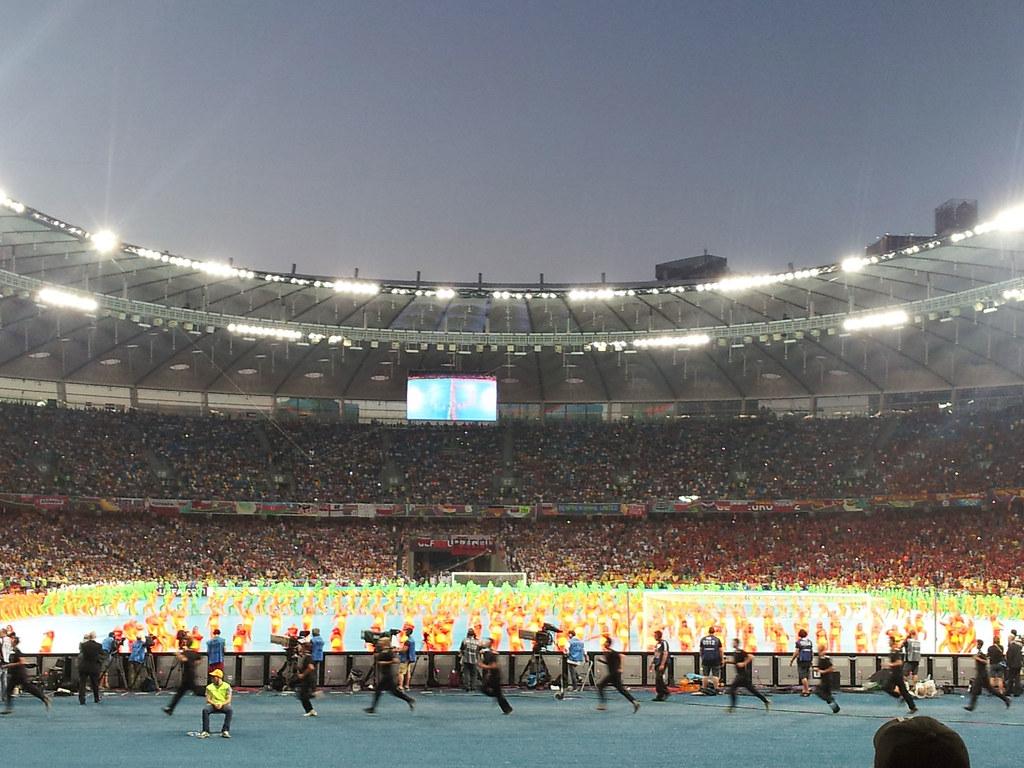 Kiev - Stadio Olimpico