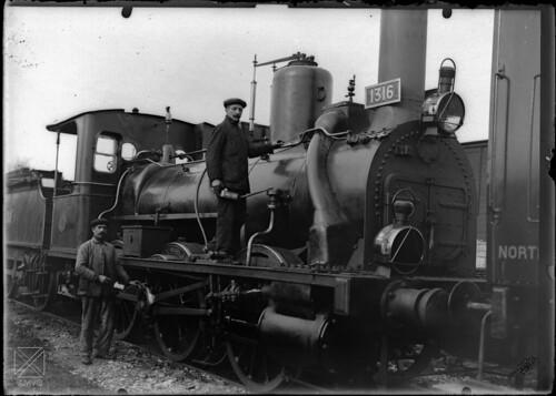 Guinea (1912) Ferrocarril