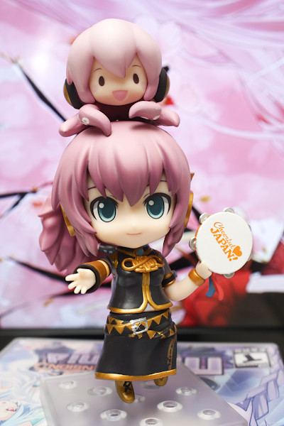 Megurine Luka Nendoroid -Cheerful Japan Edition Review-