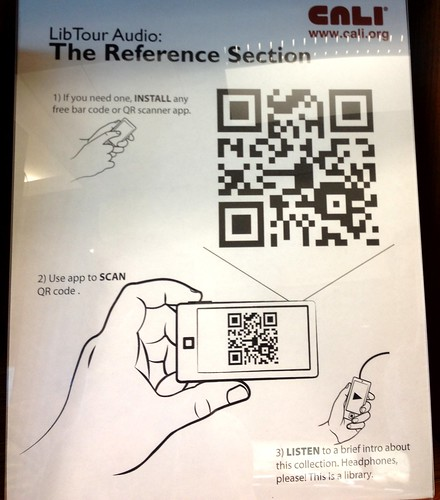 QR Codes at TJSL