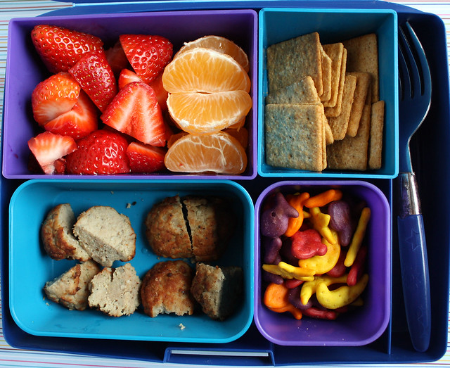 Summer Camp Bento Box #618