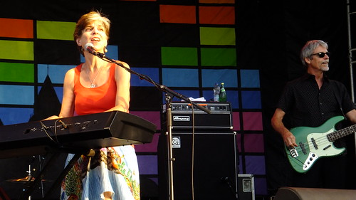 Marcia Ball at Ottawa Bluesfest