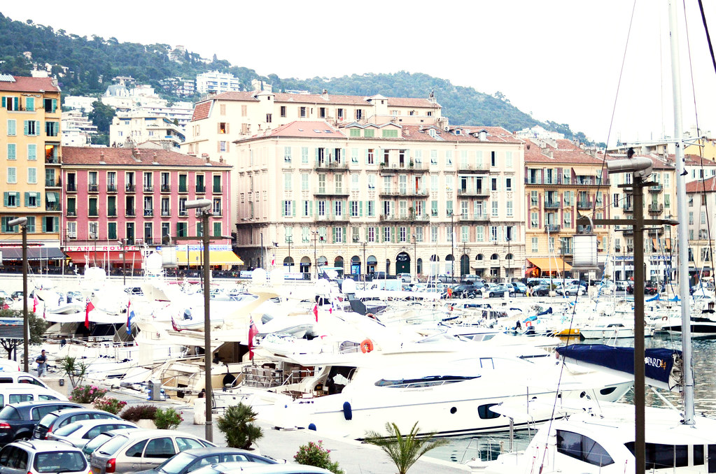 day number 4 in nice.
