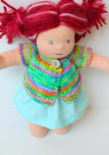 "Dragonflies and Rainbows Set for 10"" Dolls"