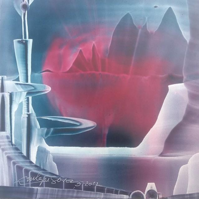 Flickr grigoras pintura ciencia ficci n - Busco trabajo de pintor en madrid ...