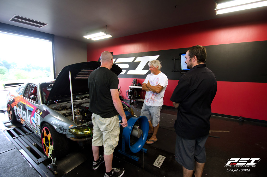 Ryan Tuerck's Retaks Racing LS240 on the dyno at PSI - Discussion