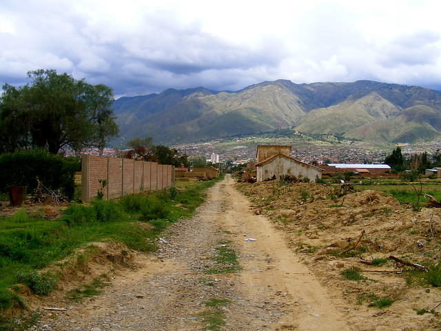 Rural Bolivia