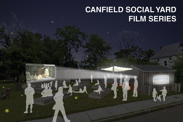Canfield Social Yard