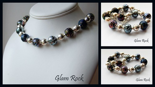 Glam Rock by gemwaithnia