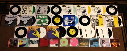 "Collection: PopKid Records - 7""s & CDs by Tim PopKid"