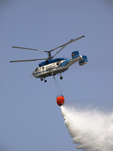 Fire-fighting Helicopter, Tenerife
