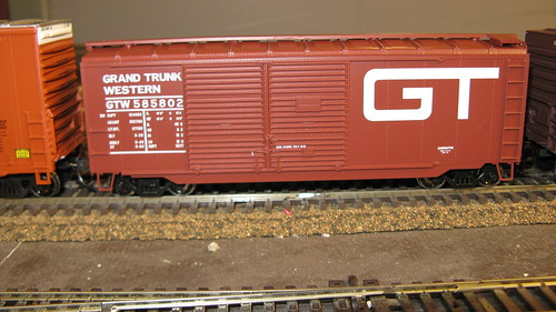 Athearn GTW 40 foot double door box car. by Eddie from Chicago